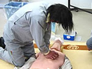 普通救急講習・AED講習