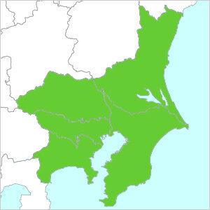 東京営業所 配送地域